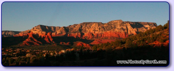 Another View from Airport Mesa in Sedona, AZ