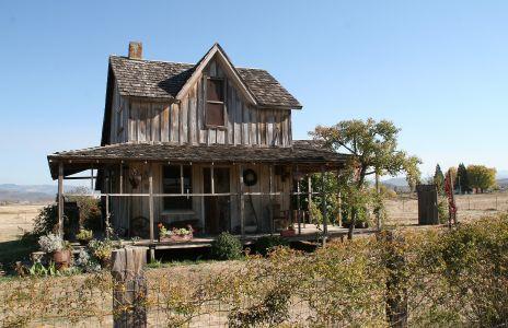 Photo Of Old Farmhouse