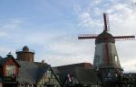 Wind Mill in Solvang, CA