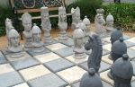 King Sized Chess Set
