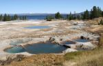 West Thumb Geyser Basin, Yellowstone National Park