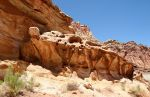 Rock Formation, Capitol Reef National Park