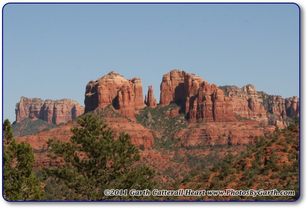 Cathedral Rocks, Sedona, AZ