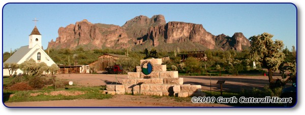 Superstition Mountains Museum